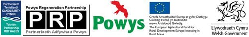 Supported by Powys Tourism